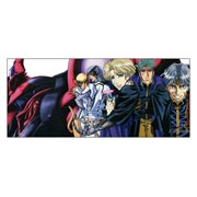Vision of Escaflowne. Размер: 140 х 60 см